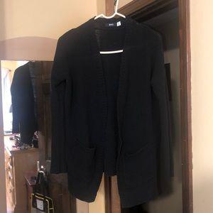 BDG Black cardigan
